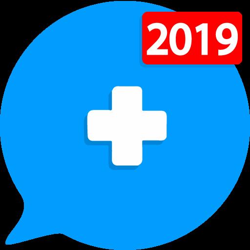 Plus Messenger 2019 - Advance Telegram's Features Icon