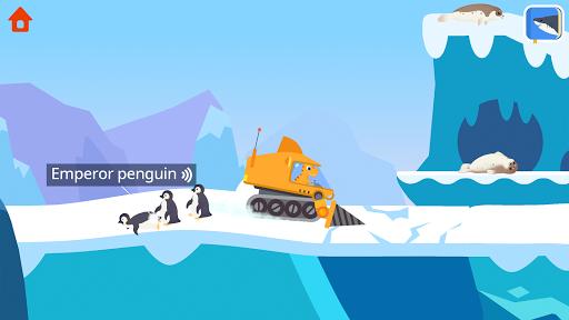 Dinosaur Ocean Explorer - Sea Exploration Games 1.0.2 screenshots 4