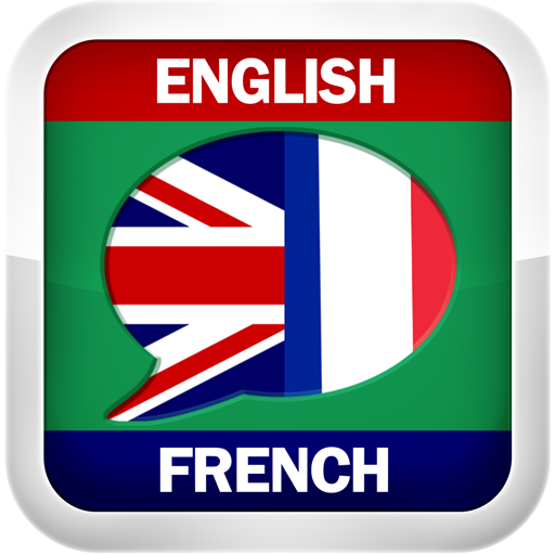 English French Dictionary 教育 LOGO-玩APPs