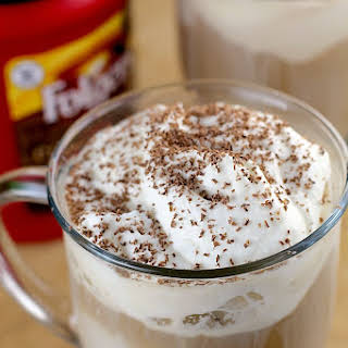 Double Chocolate Tiramisu Iced Coffee.