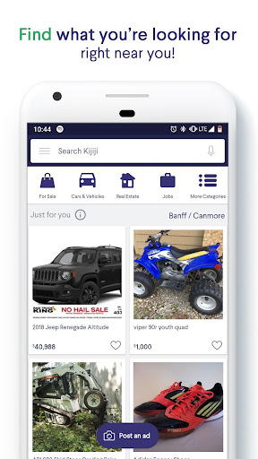 Kijiji: Buy, Sell and Save on Local Deals 7.7.0 screenshots 1