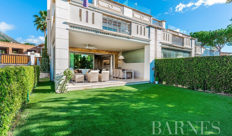 Maison avec jardin et terrasse Marbella
