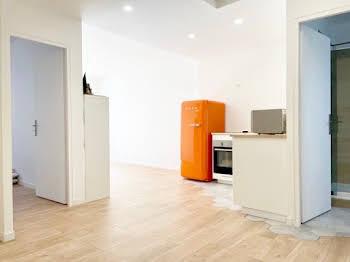 Appartement 3 pièces 51,85 m2