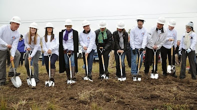 Photo: Ground Breaking