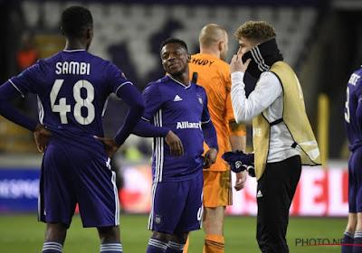 """Les jeunes d'Anderlecht se trouvent les yeux fermés: """"Ça fait plaisir de jouer ensemble"""""""