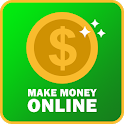 Make Money Online Strategies: Work From Home Guide icon