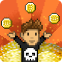 Bitcoin Billionaire - Fake Bitcoins, Real Fun icon