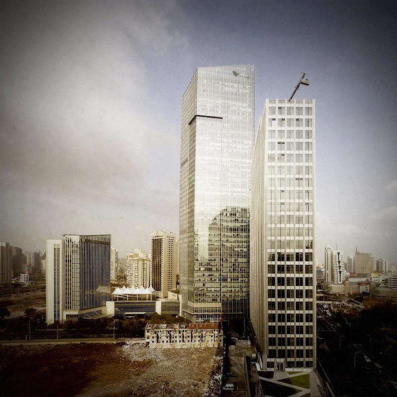 Shanghai di Patrix
