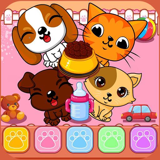 Pet care center Icon