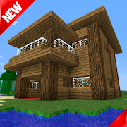Redstone houses - maps for mcpe