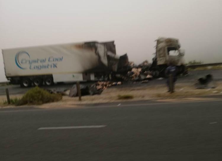 Vier vragmotors se petrolbomme is binne vier uur in die Wes-Kaap gebombardeer - SowetanLIVE