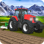 Snow Tractor Agriculture Simulator icon