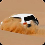 Dubai Desert Jeep Drift 2017