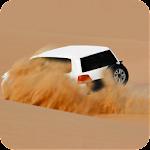 Dubai Desert Jeep Drift 2017 Icon
