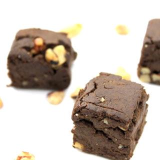Hemp Protein Brownies.
