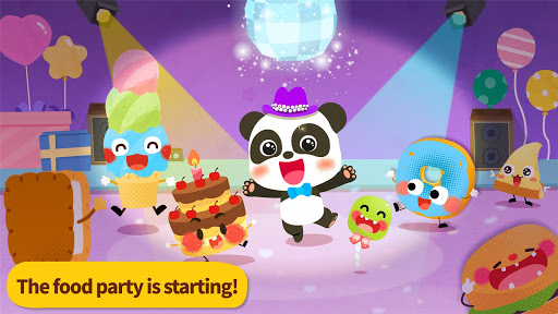 Baby Panda's Food Party Dress Up 8.48.00.01 screenshots 5