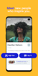 screenshot of Panion - Friend finder to chat with people nearby