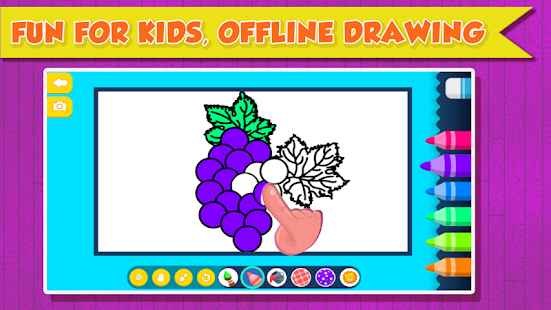 Kids Coloring Book - Free 250 Kids Coloring Pages Download