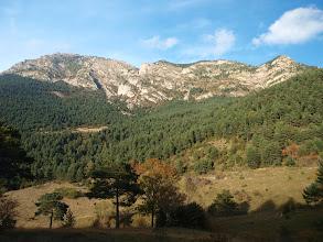 Photo: Cap del Verd, d'Urdet i Roca Mira des dels Plans de la Borda