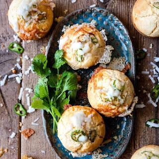 JalepeñO Cheddar Cornbread Muffins Recipe