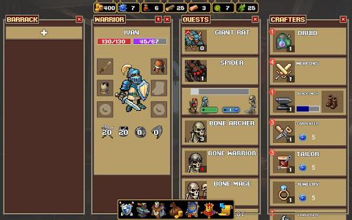 Royal Merchant: Shop Sim RPG 0.860 screenshots 16