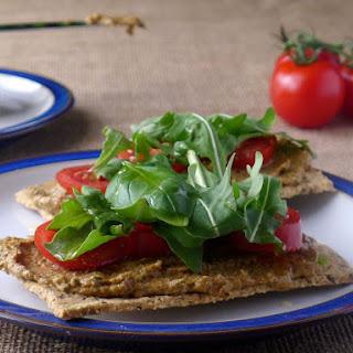 Tomato & Basil Sardine Paté.