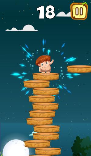 Code Triche Tarzan Jump APK MOD screenshots 2