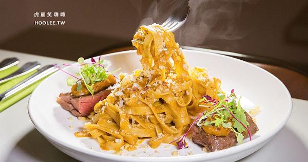 猶大獅廚(高雄)隱藏2樓的神秘餐廳,創意料理!必嚐香辣風味鳥巢麵