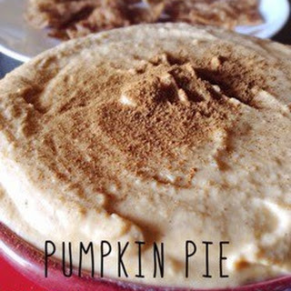 Pumpkin Pie Cream Cheese Dip.