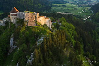Photo: A View from the Top, Fort du Joux, France