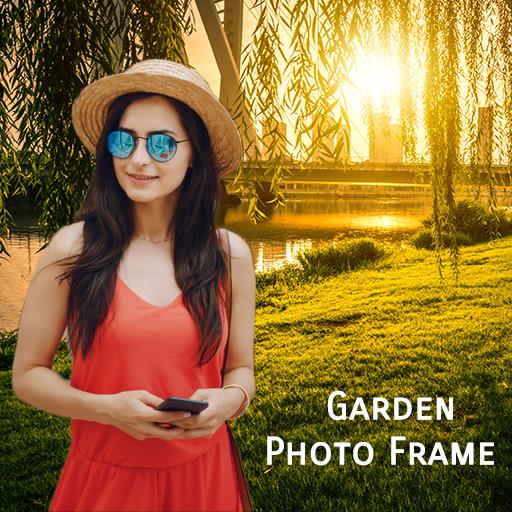 Garden Photo Frame