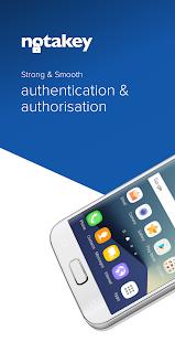 Notakey Authenticator - náhled
