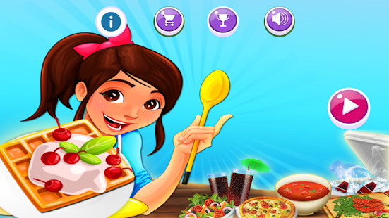 Cooking Street Food Fever - Fast & Fun Chef Game - náhled
