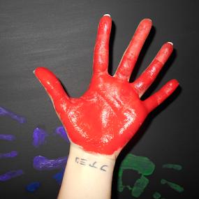 Hand of STOP by Star Steel - Digital Art People