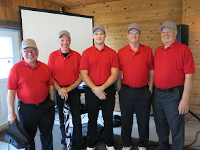 Photo: The Gillis Truckways Team will host NSPGI 2017 at the Bell Bay Golf Club in Baddeck.