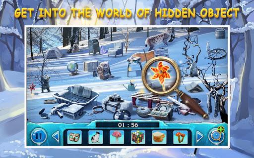 Hidden Objects: Winter Park