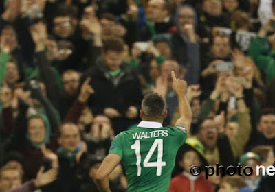 Euro 2016: L'Irlande sans son attaquant expérimenté ?
