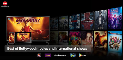 Vodafone Play Live TV Movies TV Shows News for PC