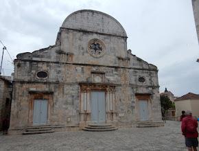 Photo: Parochiekerk St-Stephen in Stari Grad (Hvar)