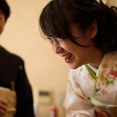 Wedding photographer Tsutomu Fujita (fujita). Photo of 14.09.2017