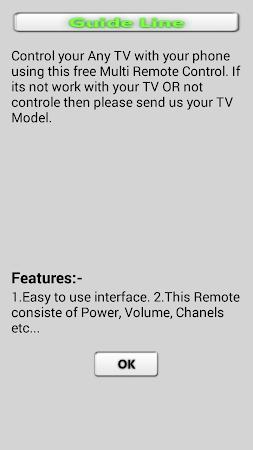 Multi TV Remote Control Prank 1.0 screenshot 2973