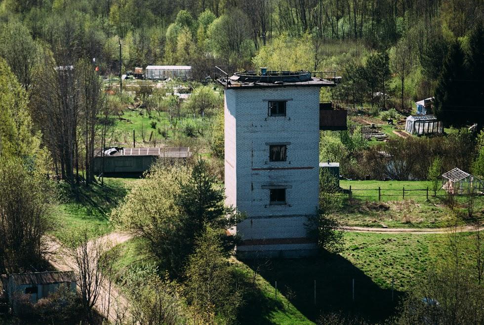 Бывшая военная обсерватория
