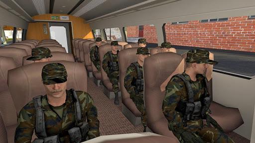 US Army Train Simulator 3D screenshots 2
