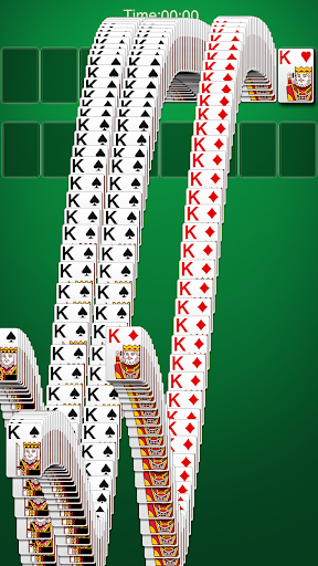 FreeCell  gameplay | by HackJr.Pw 4