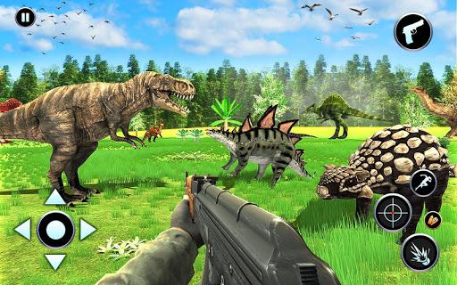 Dinosaur Hunter Free Wild Jungle Animals Safari  screenshots 3