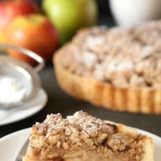 Gluten-Free Apple Tart.