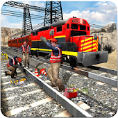 Train Track, Tunnel Railway Construction Game 2018