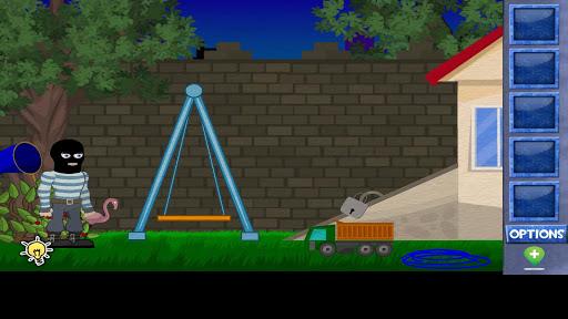 強盜闖入:妳最喜愛的逃脫益智遊戲