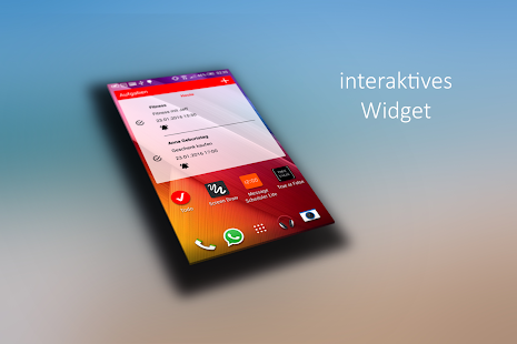 Todo Reminder Pro + Widget Screenshot