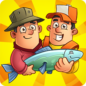 Idle Fishing Empire - рыбная ферма
